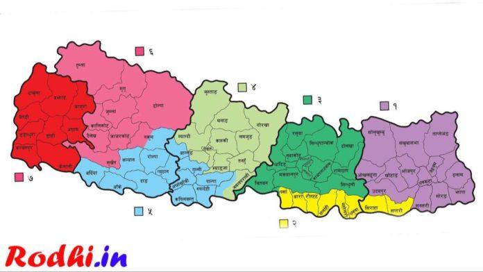 nepali map download