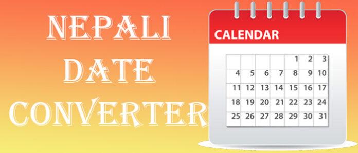 Nepali Date Converter