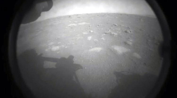 NASA's rover successfully landed on Mars