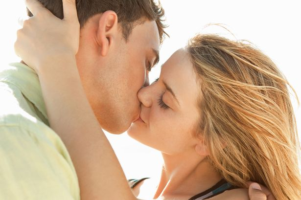 How much your wife loves, know by counting kiss
